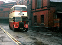 SELNEC/GMT constituent buses working from Oldham
