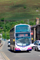 14 & 184 - Manchester to Uppermill, Diggle and Huddersfield