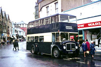 Longwell Green-bodied AEC Regent Vs